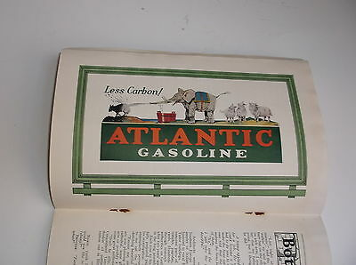 The Atlantic Seal Magazine, August 1926, The Atlantic Refining Co