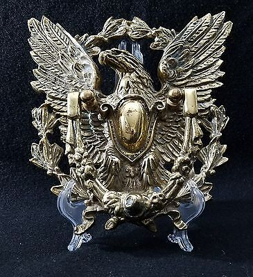 Antique Brass Eagle Door Knocker