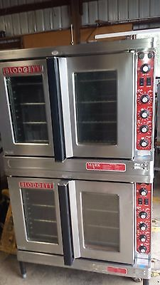 Blodgett MARK V-III electric convection ovens with COOK n HOLD feature-