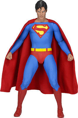 SUPERMAN - Christopher Reeve 1/4 Scale Action Figure (NECA) #NEW