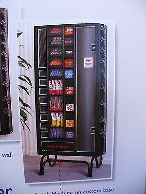 SNACK VENDING MACHINE- perfect working condition!! GREAT EXTRA INCOME-Antares