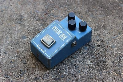 1981 Ibanez PT-909 Phase Tone Phaser MIJ Japan Vintage Effects Pedal