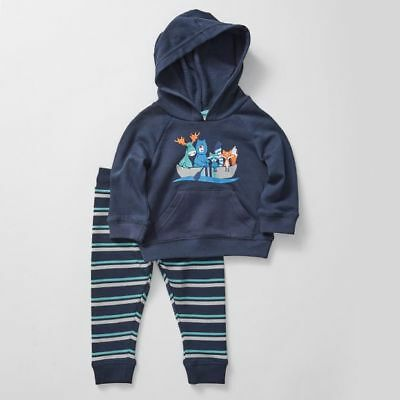 NEW Baby 2 Piece Hoodie & Trackpants Set