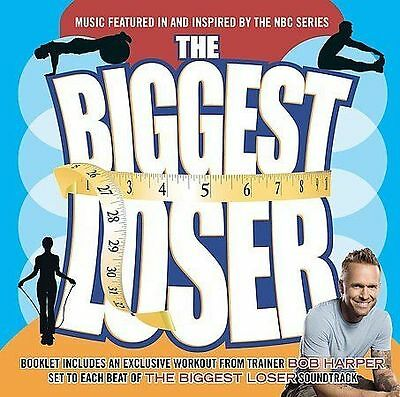 THE BIGGEST LOSER Original Soundtrack (CD, Oct-2006, Epic (USA)) Rare TV Music !