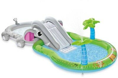 Intex Elephant Inflatable Play Center Pool