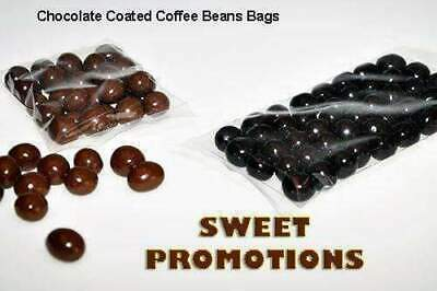 Chocolate coated Coffee Beans 10 x 100 Gm Bags