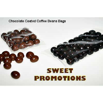 Chocolate coated Coffee Beans 10 x 60 Gm Bags