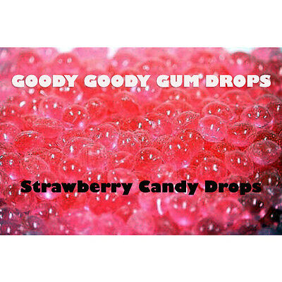 Strawberry Candy Drops 1 Kg