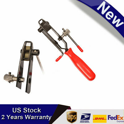 Automotive Car CV Joint Boot Clamp Banding Crimper Tool Ear Type Cutter Pliers