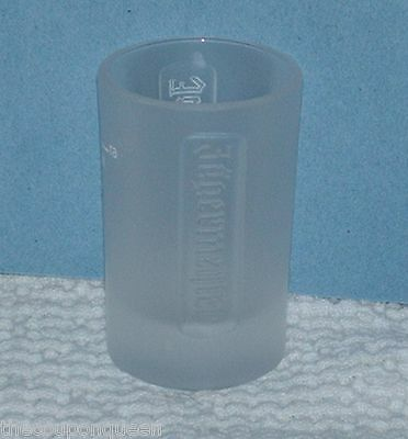 Lot 2 - Jagermeister Frosted Shot Glasses 1oz. NEW