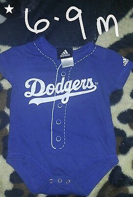 dodgers baby clothes