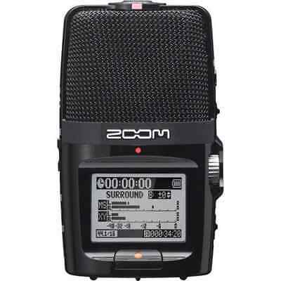 Zoom H2n Portable Digital Audio Recorder  (FXR002)