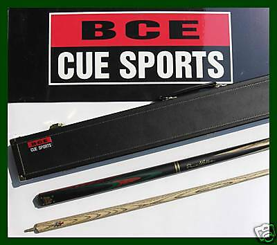 Ronnie Sullivan Snooker Queue Set Comb 1-C mit Plüsch gefüttertem Luxus Koffer