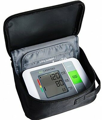 KG | PHYSIO Blood Pressure Monitor Upper Arm BP Monitor Includes AC Adapter And