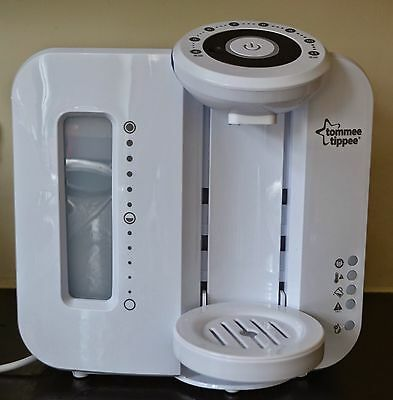 Tommie Tippee Closer To Nature Perfect Prep Machine white