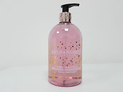 Baylis & Harding Ltd Ed Pink Prosecco & Cassis Luxury Hand Wash 500ml