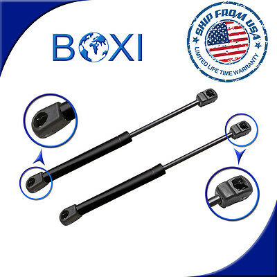 2Qty Rear Window Glass Lift Support Strut Spring For Ford Escape Mercury Mariner