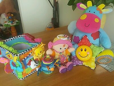 ❤ Lamaze Fisher price baby toys bundle Lovely  Must see❤