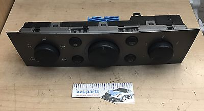 Vauxhall Vectra C Sri Signum Climate Control Unit Heater Panel 4 Speed 13138190