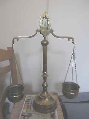 Antique Apothecary or Chemists Scales