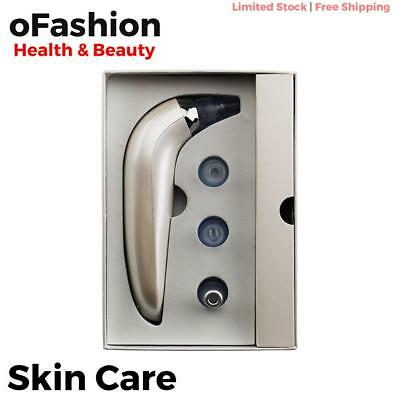 Face Blackhead Facial Pore Acne Remover Clean Electric Blemish Microdermabrasion