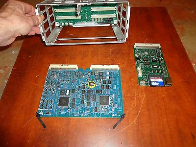 Domino Inkjet Printer,a Series Pl, Main Pbc Boards, 3 Pc Set Part#3-0130002 Used