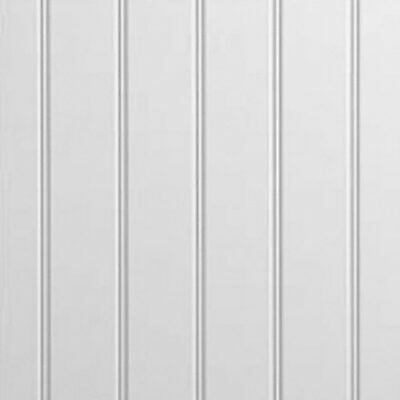 Tongue & Groove MDF Wall Panels Grooved Butt & Bead MDF T&G Primed Bath Panel