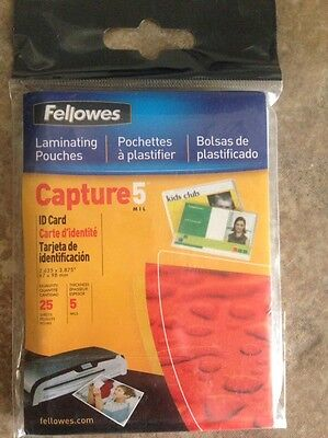 Laminating Pouches ID Cards