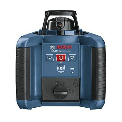 Bosch GRLHV250R Professional Rotating Laser Level and Remote Control