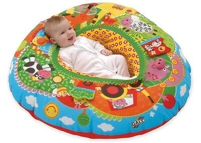 Playnest Farm Galt Baby Toys Play Inflatable Ring Gym And Nest Soft toy Activity