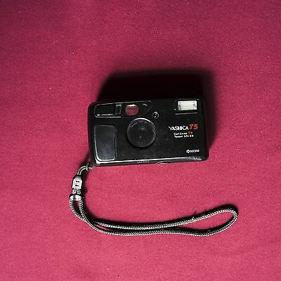 YASHICA T5 35mm Point Shoot Camera EXCLUSIVE!