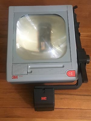3M 9100 Overhead Transparency Projector