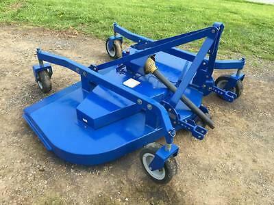 "LIKE NEW Farmtrac 84"" 3-pt Heavy Duty Finish Mower 7' - MUST SEE! 3-point hitch"