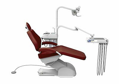 Dental Chair Unit/2 Stools/light/cusp/fda Approved/usa Co./ships Today From Fl.