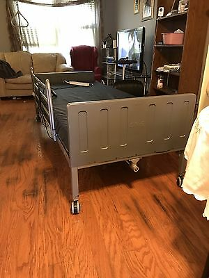 Hospital Bed With Mattress New