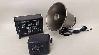 Viking Paging Horn - Model #PA-2A