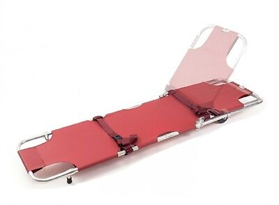 Ferno #9 Aluminum Light Weight Folding Stretcher NEW       FREE SHIPPING
