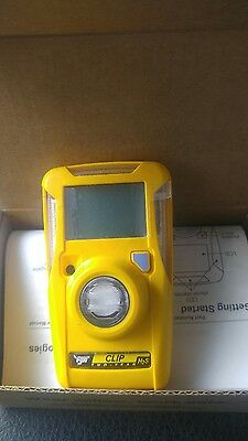 BW Technologies BWC2-H BW Clip Single Gas H2S Monitor,