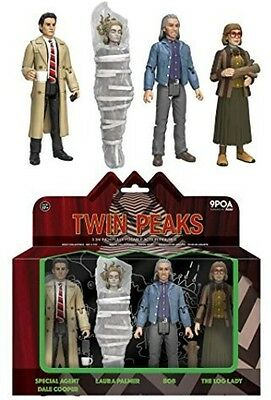 Funko Action Figure: Twin Peaks - 4pk (2017, Toy NEU)