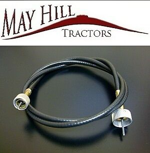 """Super Major Tacho Cable Tachometer Ford Fordson Major Power Major Tractor 48/"""""""