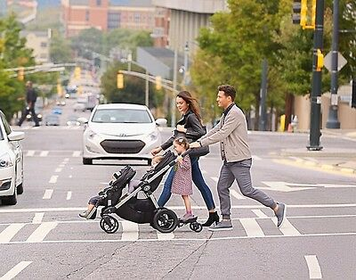 Stroller Board Baby Jogger Glider Toddler Ride Standing Non Slip Surface Safety