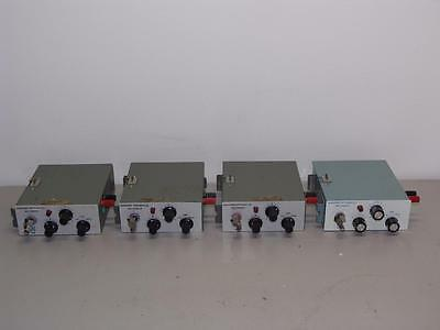 (Lot of 4) Harvard Apparatus Recorder Module model 350