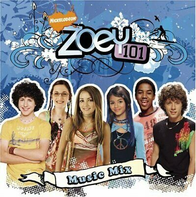 Zoey 101 Music Mix CD