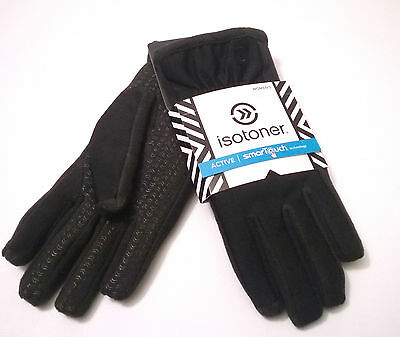 ISOTONER Smartouch Outdoor gloves for Women SIZE:XS/SM MSR $46.00