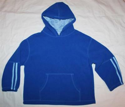 Boys ATHLETIC WORKS Hoodie Sweatshirt Pullover Shirt blue clothes Size S 6 7 EUC