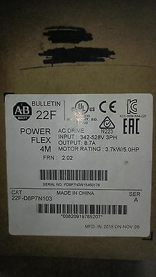 22F-D8P7N103 powerflex 4M