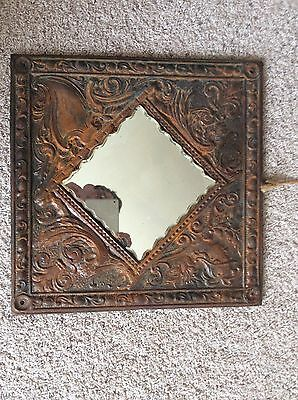 Antique Mirror Ceiling Tile