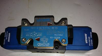 Vickers Dgv4-3-6Cm-Ftwl-B6-60 Directional Hydraulic Valve New Nos