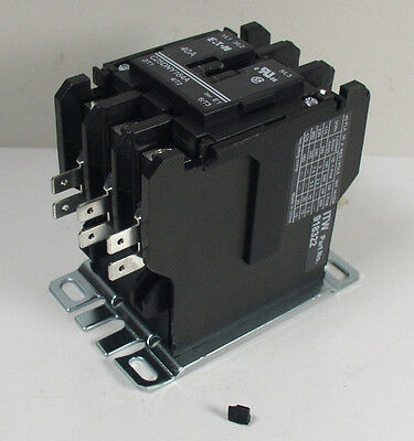 Eaton C25DNY164A Definite Purpose Contactor 3-Pole 40A