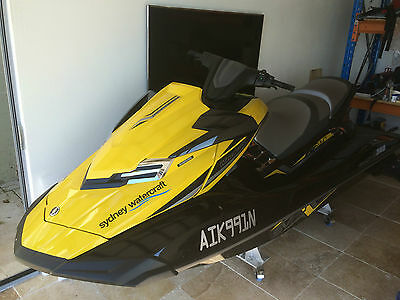 YAMAHA 2015 FX SVHO SUPERCHARGED JETSKI and DUMBIER TRAILER - ONLY 17.5 hours